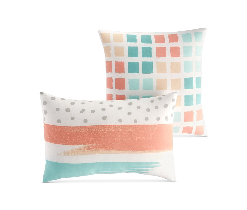 Decorative Pillows  (for Martha Stewart: Whim collection)