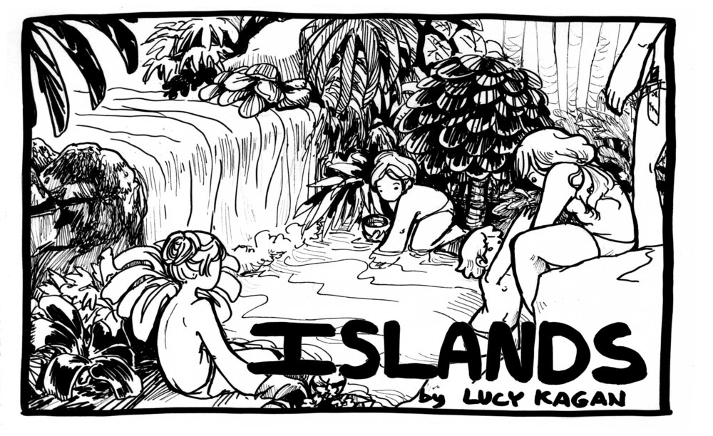Islands (Minicomic)
