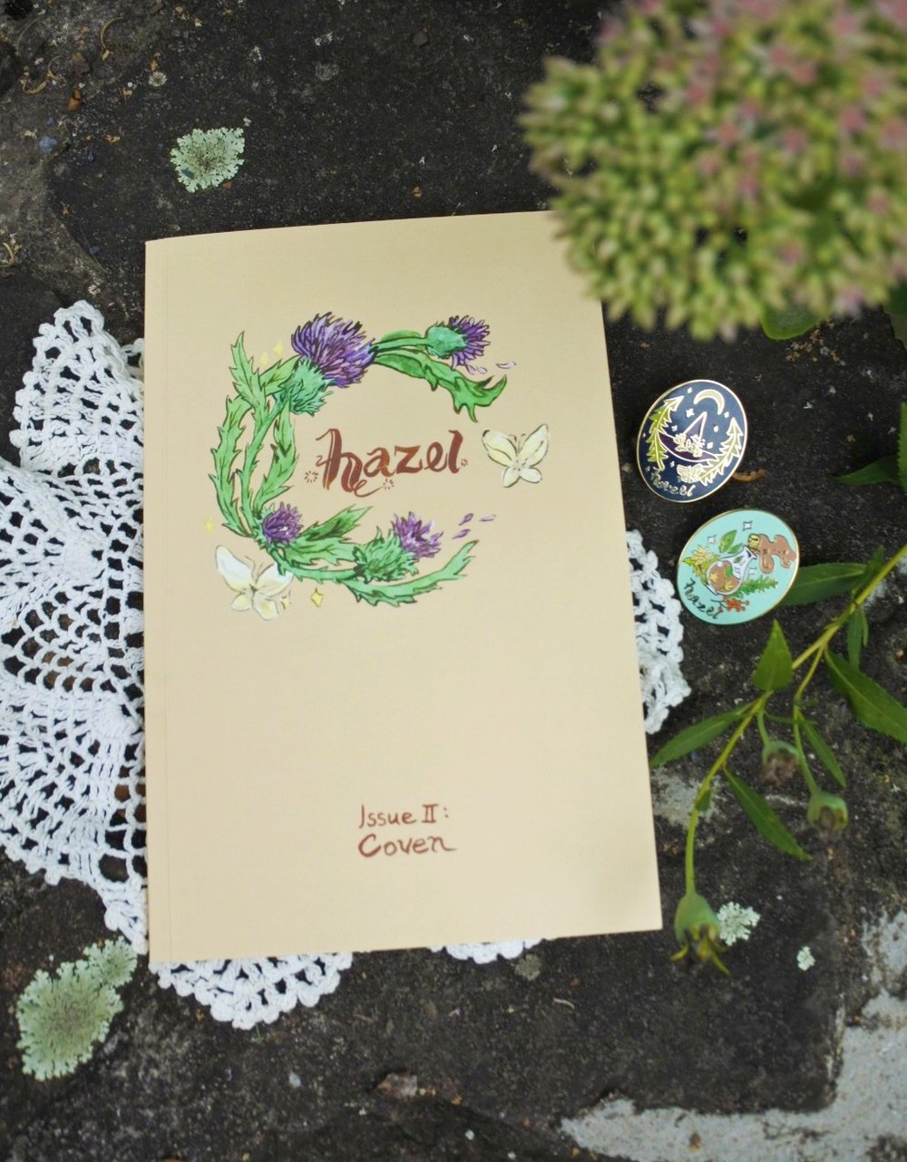 Hazel Issue II