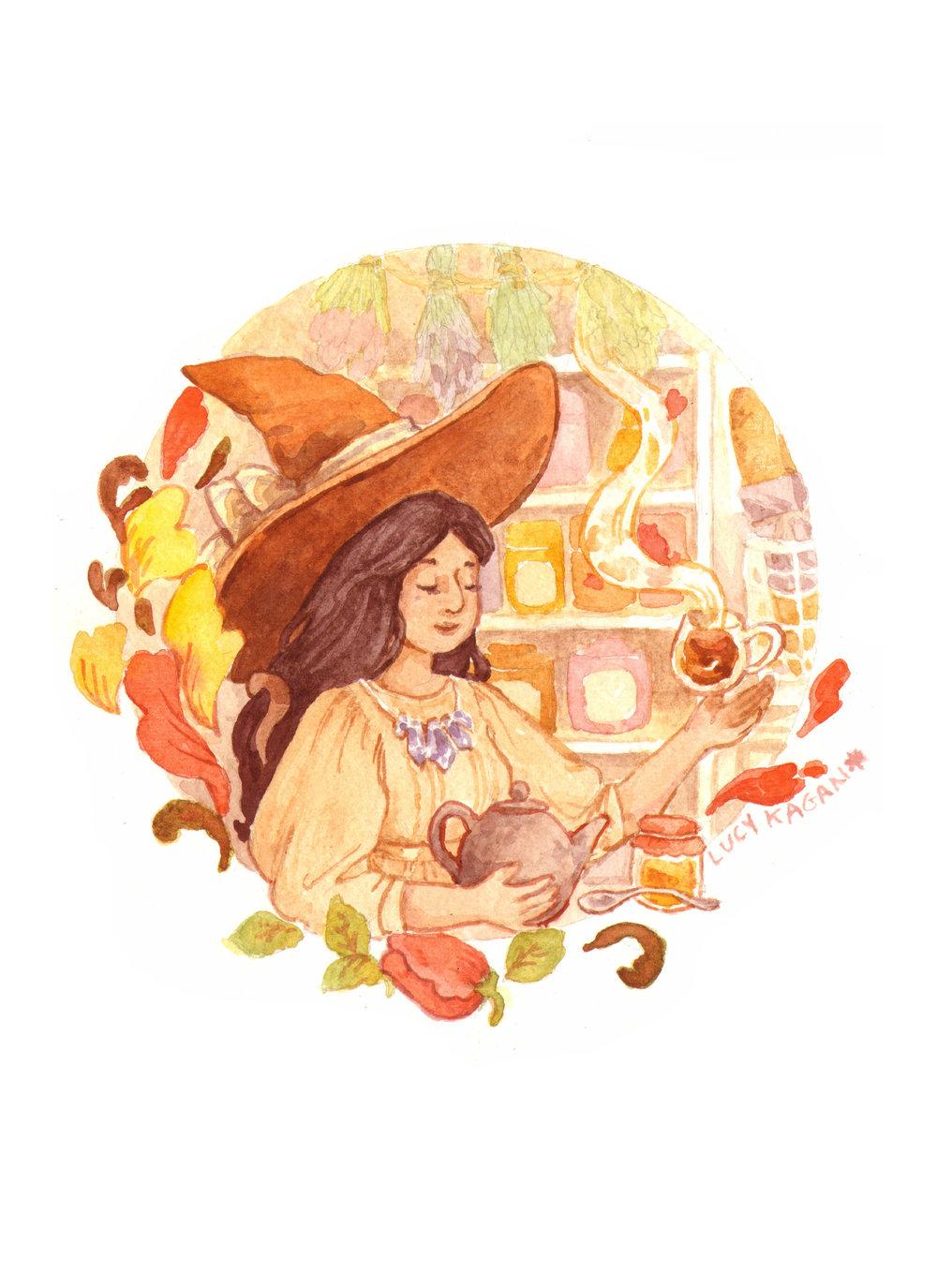 Tea Witch