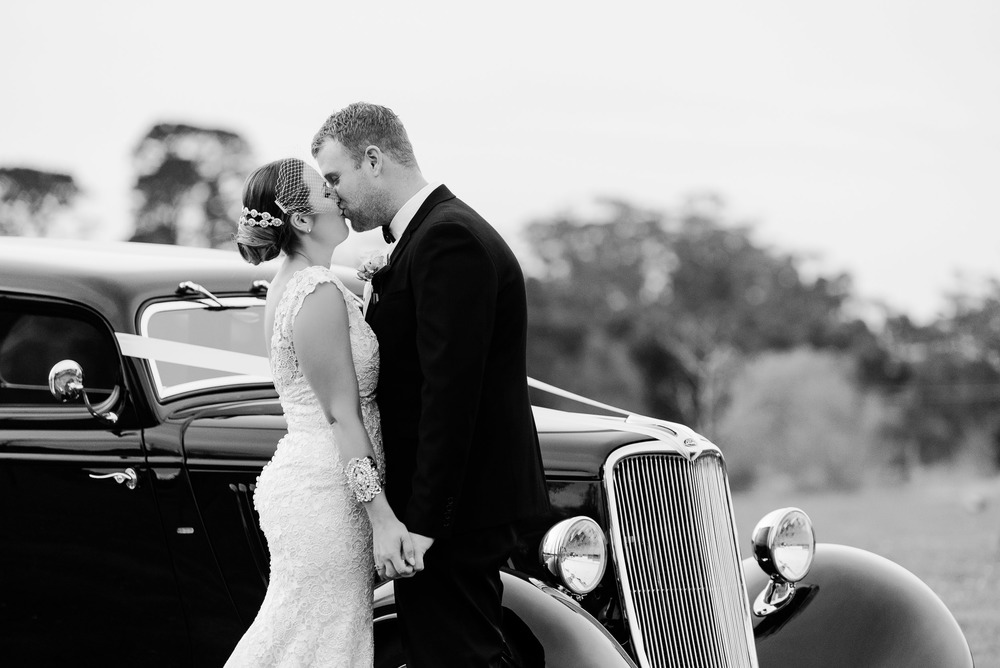 Sault Daylesford Wedding Photography Hot Rod