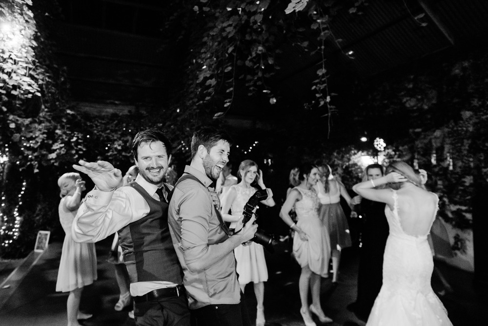THE ONLY WAY TO GET GREAT DANCE FLOOR SHOTS IS TO GET ON THE DANCE FLOOR!
