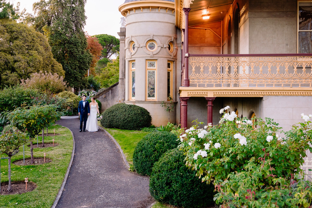 Fortuna Villa Wedding Photography