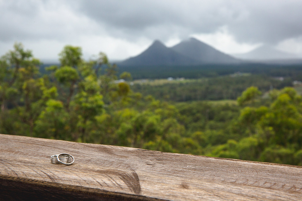 Sunshine Coast Wedding Ring Photography
