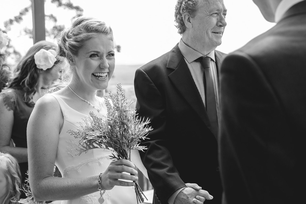 Wedding Ceremony Photographer Sunshine Coast Hinterland