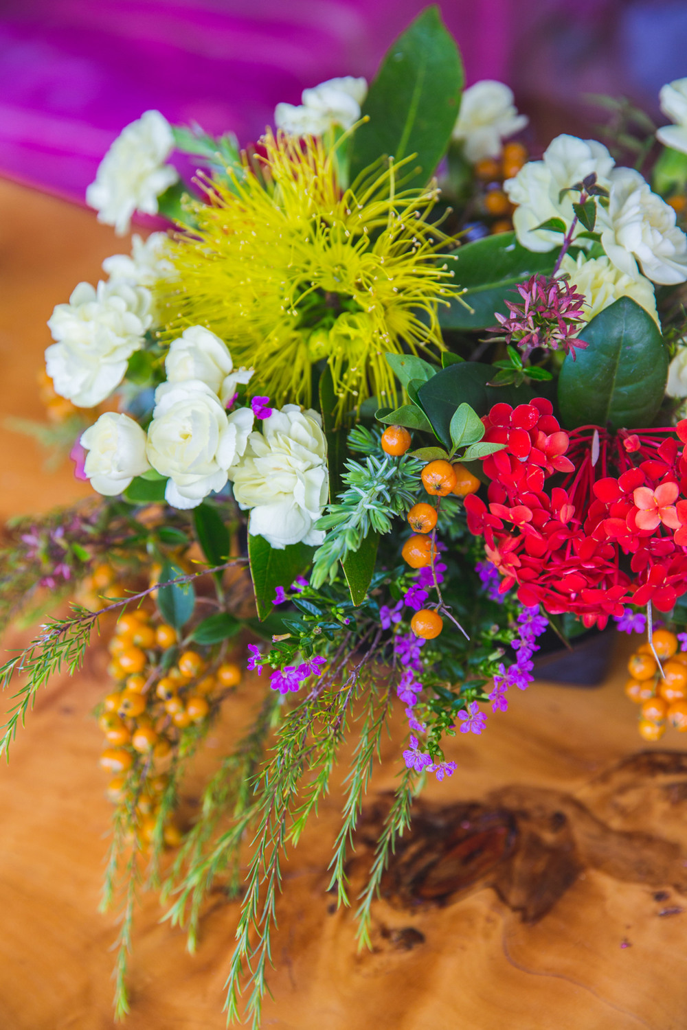 Wedding Flowers Photographer Sunshine Coast