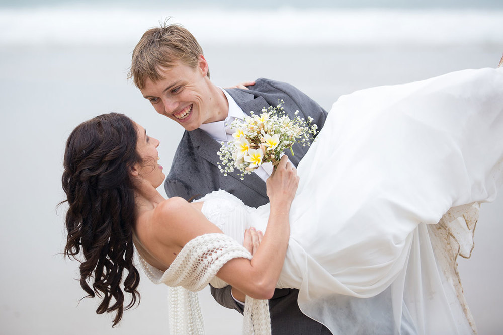 Beach Wedding , Noosa Heads - Sunshine Coast, Australian Destination Photographers