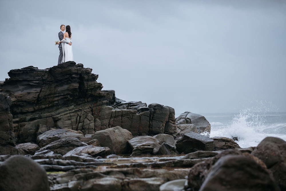Sunshine Coast, Australian Destination Photographers - Mooloolaba Beach Wedding Ceremony