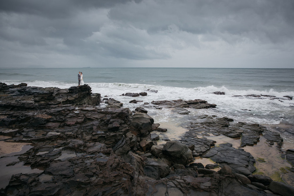 Mooloolaba Beach Destination Wedding - Sunshine Coast, Queensland Australian Photographers