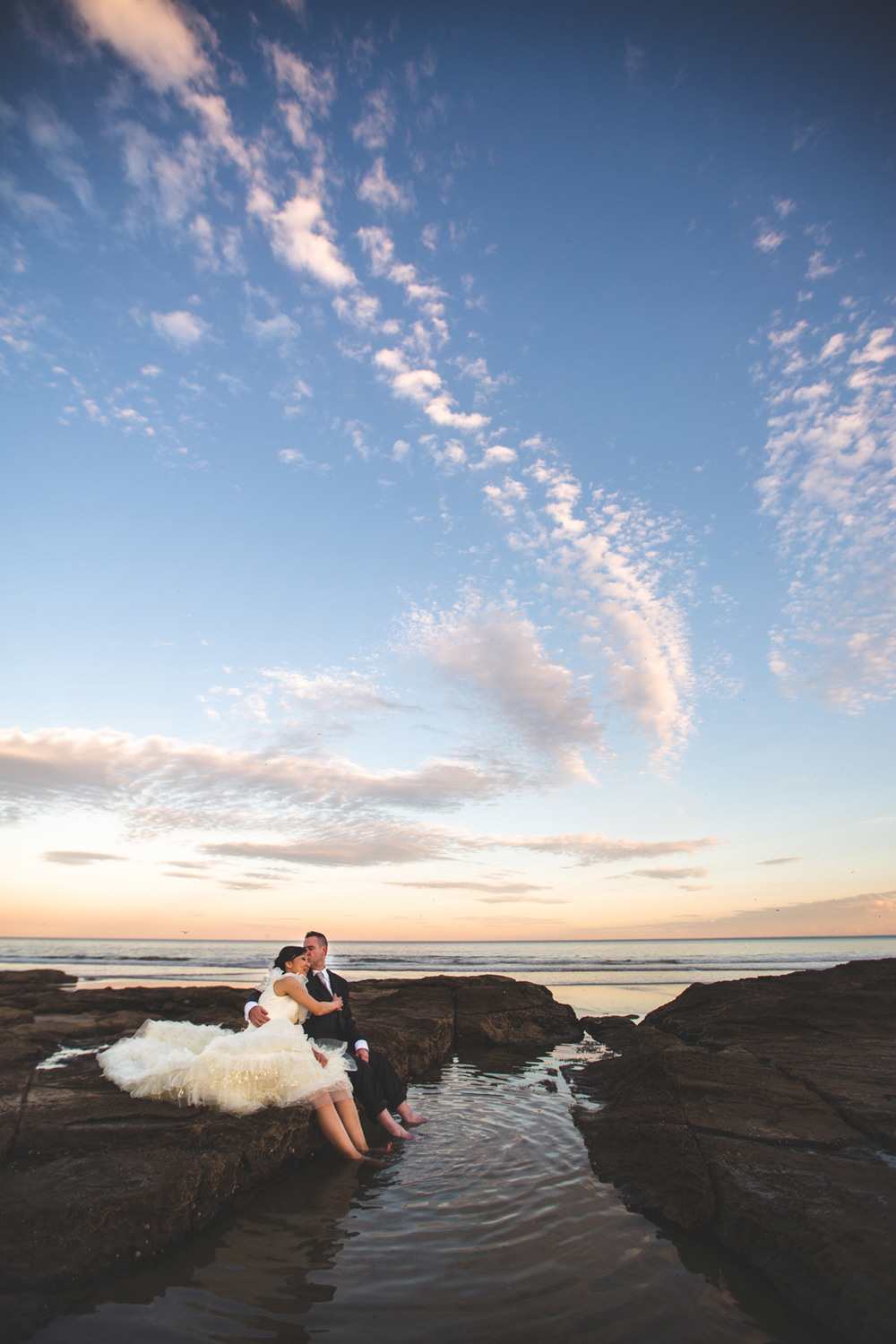 Beach Pre Wedding Elopement Packages, Brisbane - Top Sunshine Coast, Queensland, Australian Destination Photographers