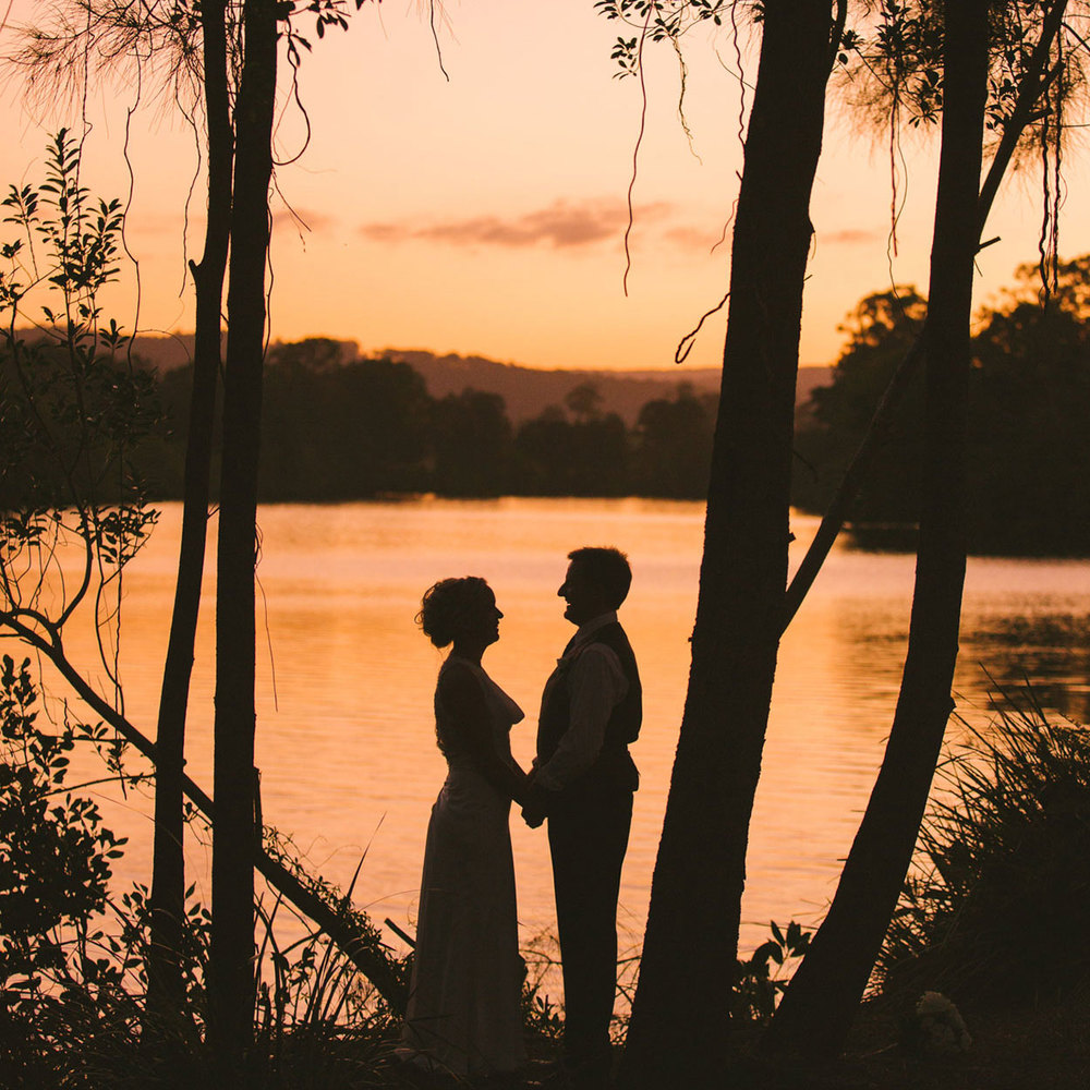 Noosa Elopement Wedding - Sunshine Coast, Australian Destination Photographers