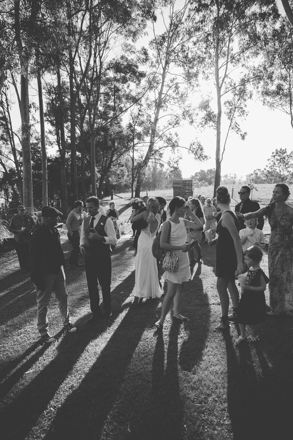 Flaxton Destination Wedding Elopement - Noosa, Sunshine Coast, Australian Photographer