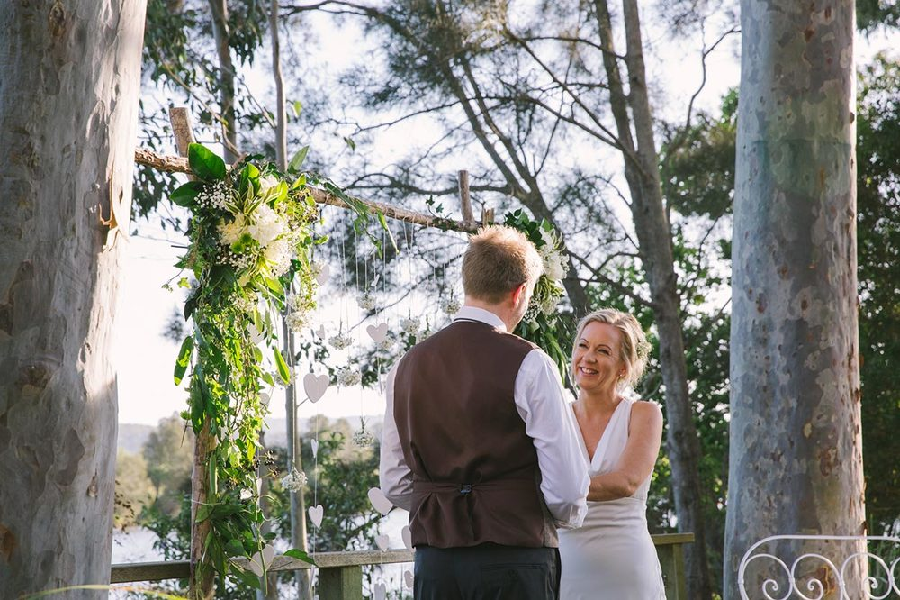 American Destination Wedding Elopement - Sunshine Coast, Queensland, Australian Photographer