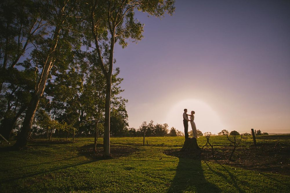 Beautiful Yandina, Queensland Wedding - Sunshine Coast, Australian Photographer
