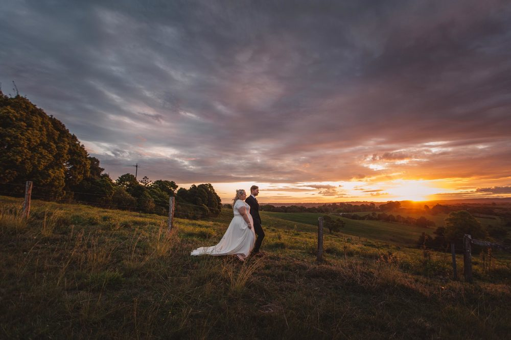 Bangalow and Brisbane Eco Friendly Pre Wedding - Sunshine Coast, Australian DestinationPhotographer