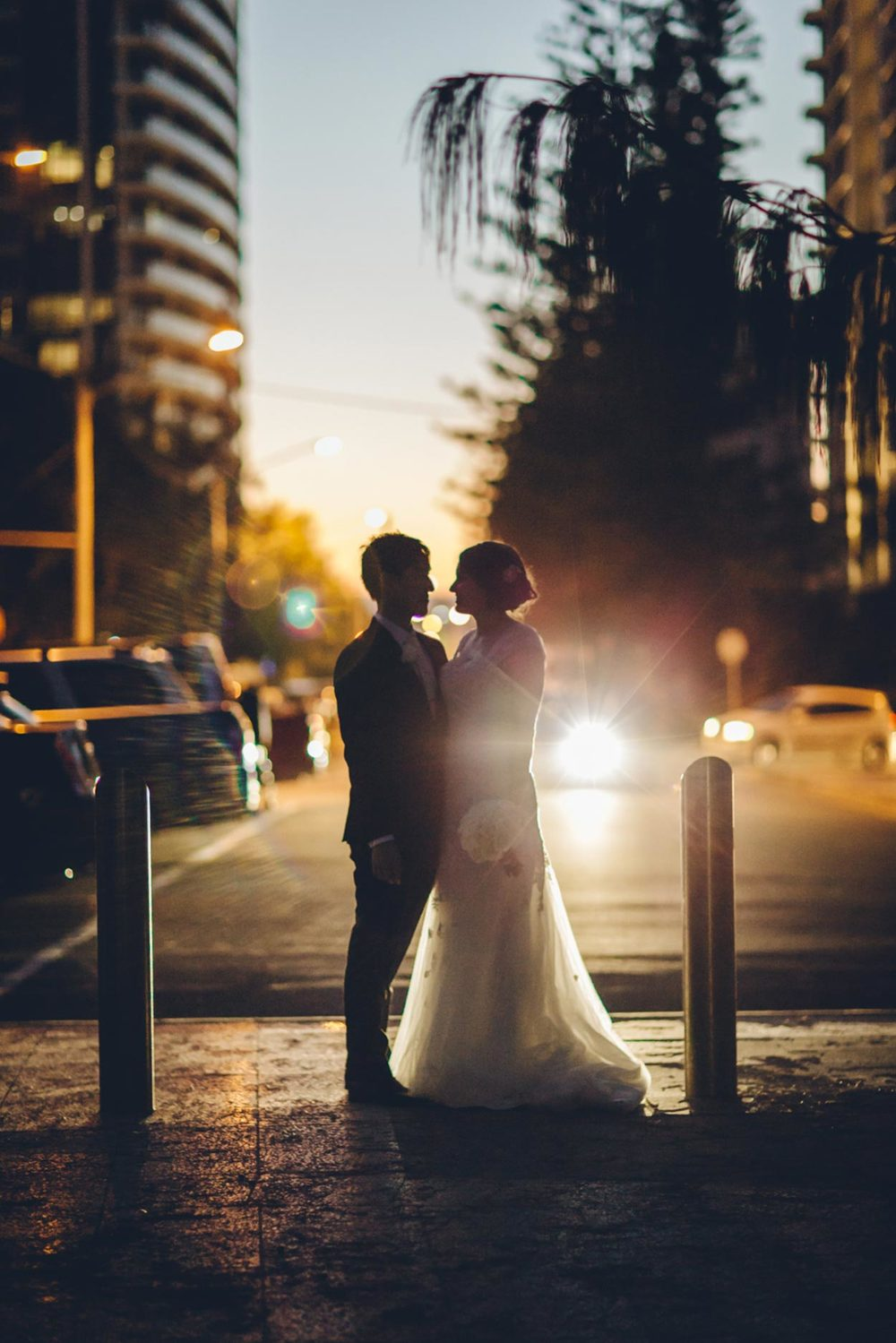 Sunset Sunshine Coast - Australian Destination Wedding Photographer