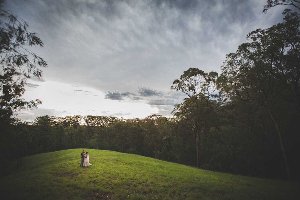 Maleny, Hinterland Wedding Day - Sunshine Coast, Australian Photographers