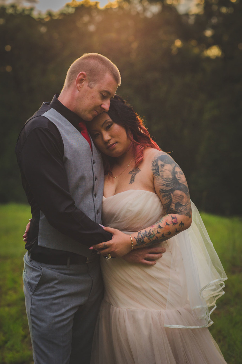 Montville, Hinterland Wedding - Sunshine Coast, Queensland, Australian Photographer