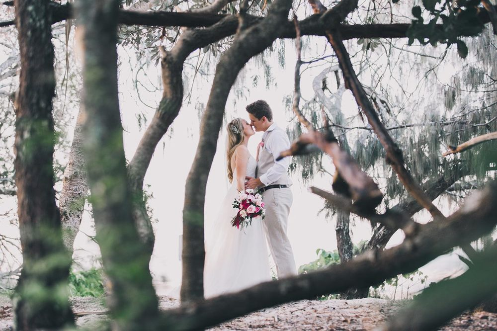 Hidden Grove, Noosa Heads Main Beach Pre Wedding - Sunshine Coast, Brisbane Elopement Photographers