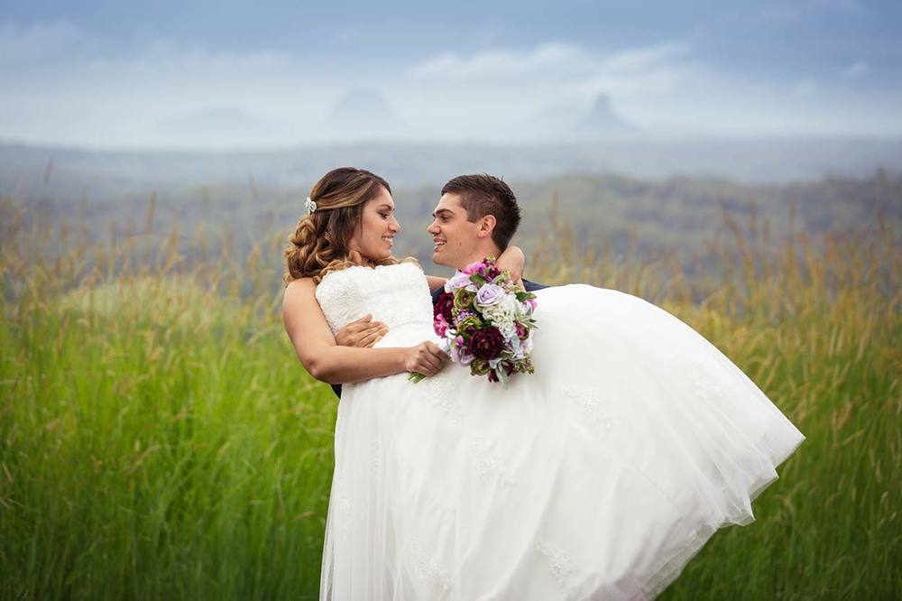 Maleny, Queensland Wedding - Sunshine Coast, Australian Photographers