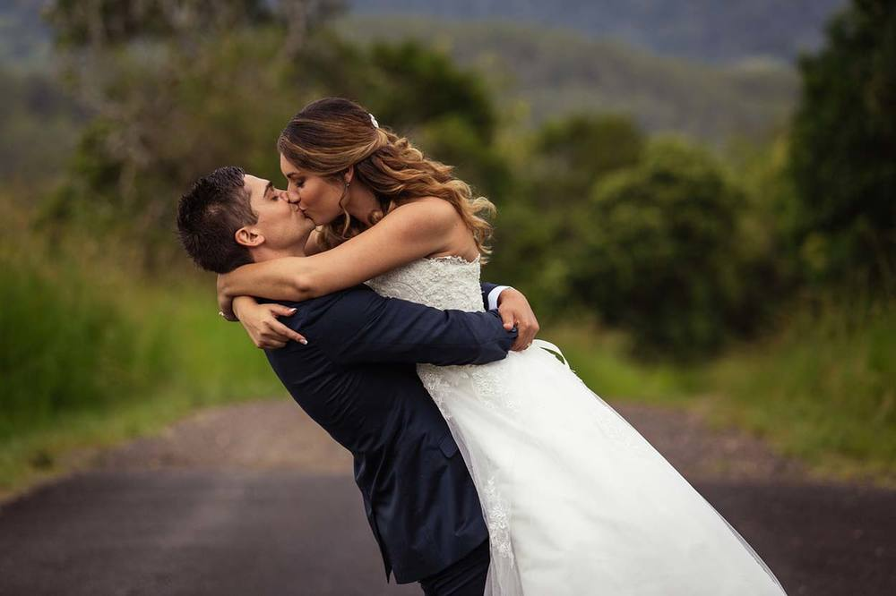 Flaxton Wedding - Sunshine Coast, Australian Hinterland Photographer