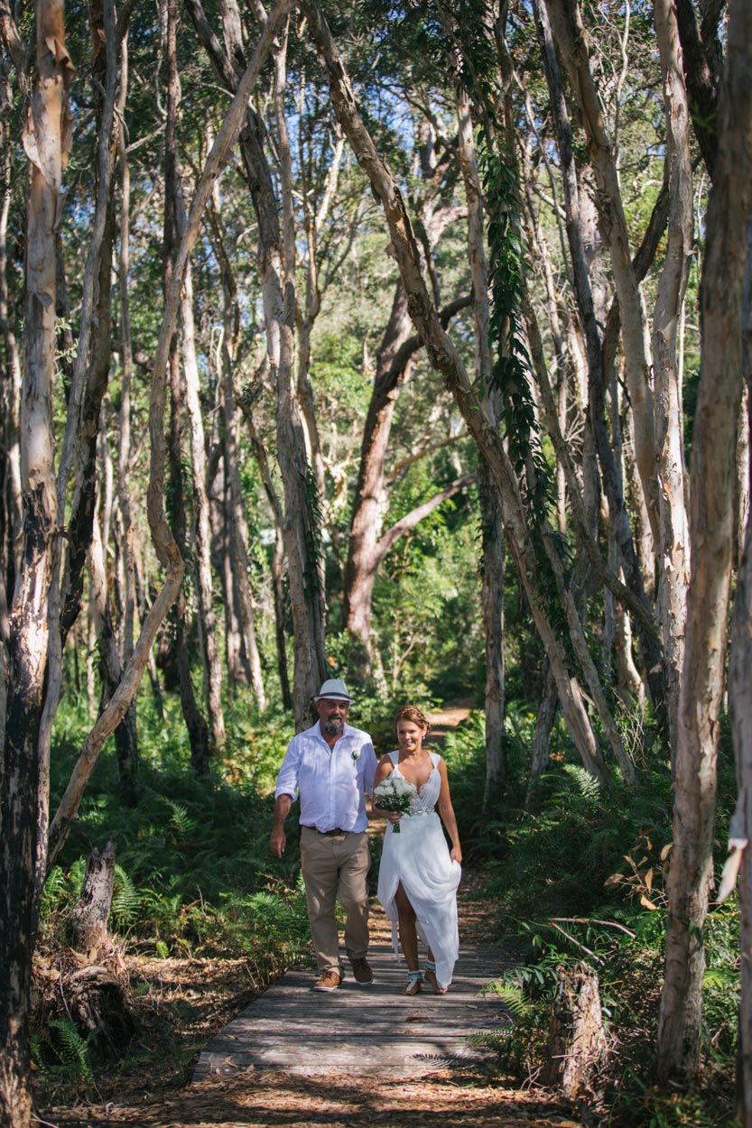Kingfisher Bay Resort Wedding, Brisbane - Best Fraser Island, Queensland, Australian Photographers
