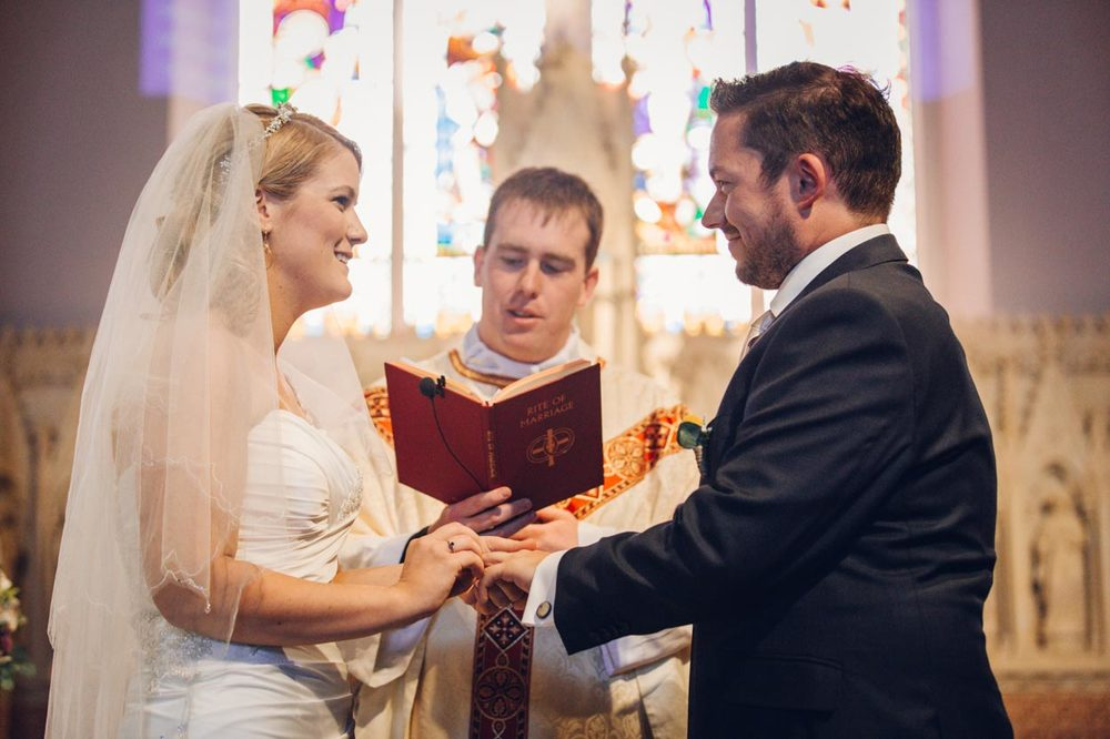 Maleny Wedding Church Ceremony - Sunshine Coast, Queensland, Australian Destination Wedding Photographer