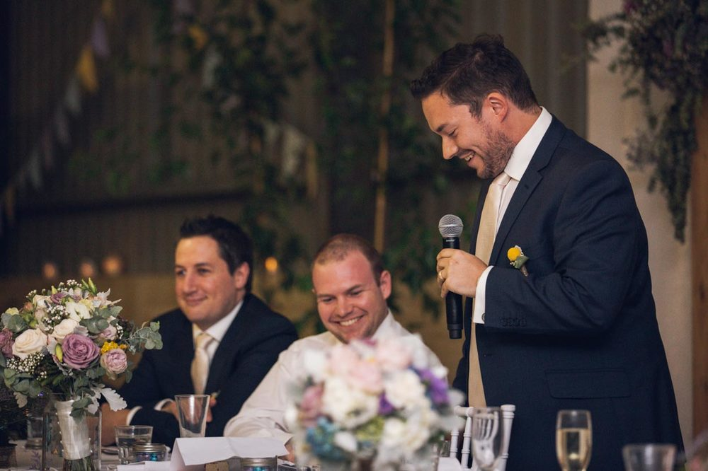 Montville Wedding Speeches - Sunshine Coast,  Australian Destination Photographer