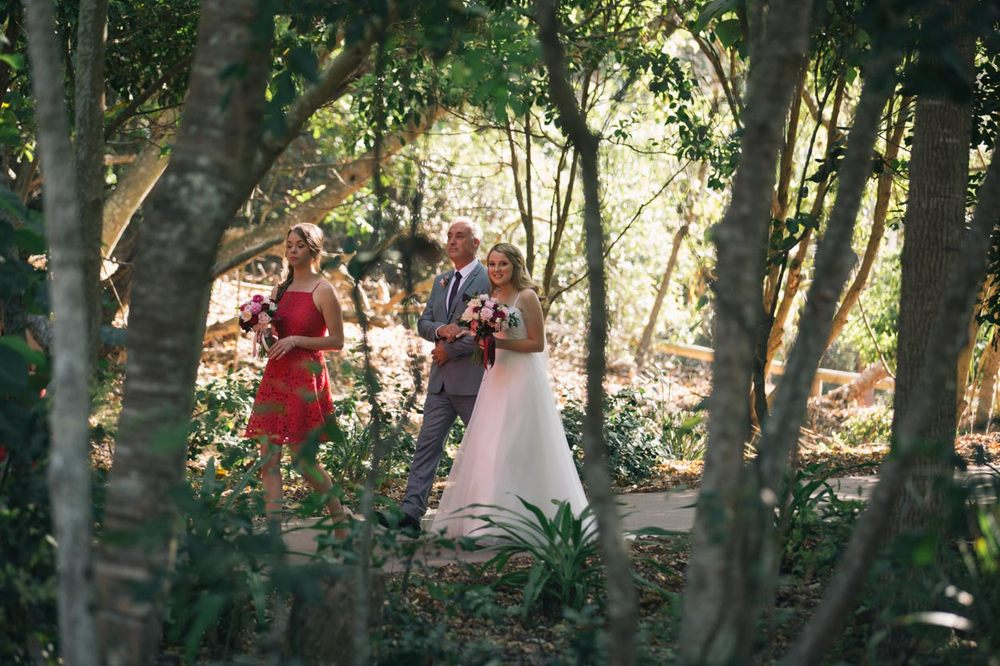 Beach Wedding, Hidden Grove, Noosa - Sunshine Coast, Australian Photographers