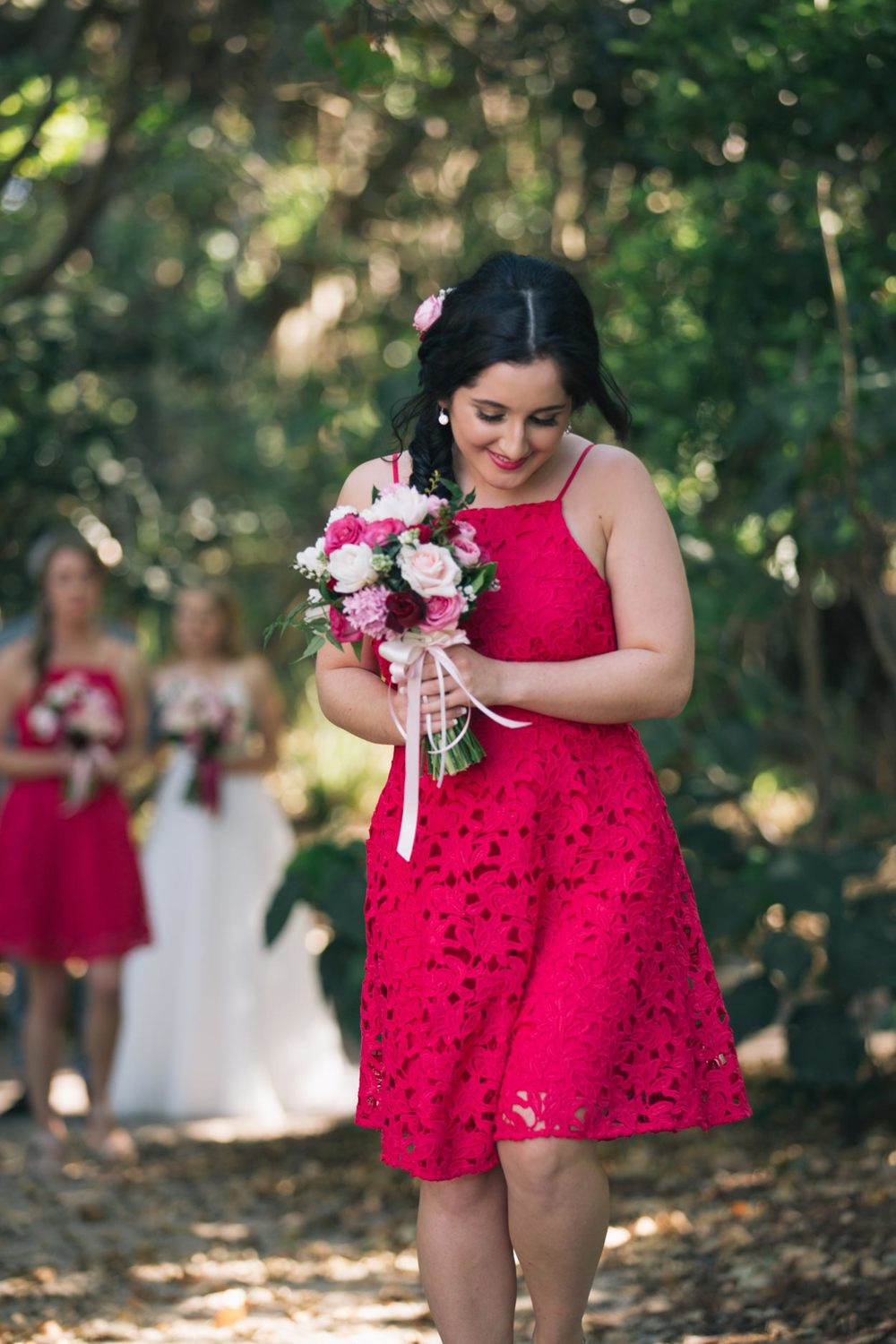 Noosa Hidden Grove Wedding Ceremony - Sunshine Coast, Australian Photographers