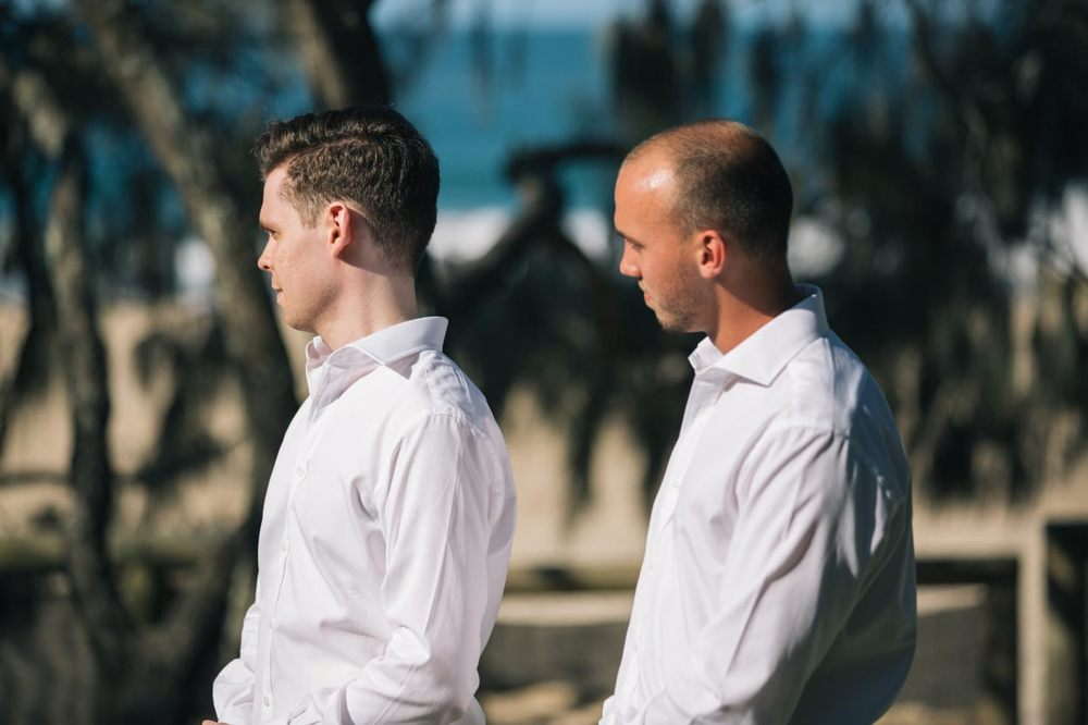 Elopement, Noosa Wedding - Sunshine Coast, Queensland, Australian Photographers
