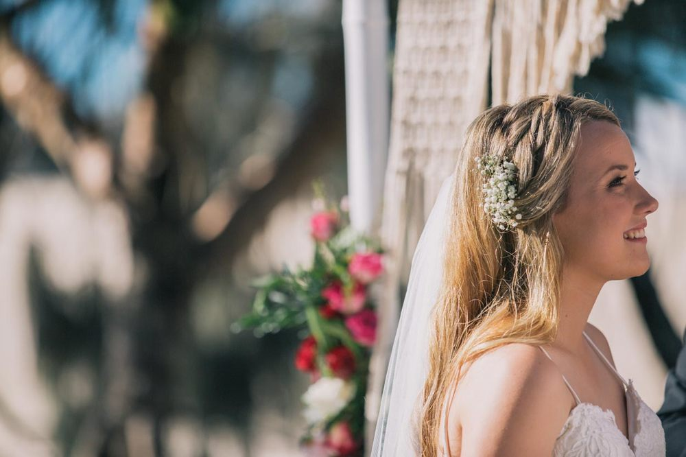 Beach Wedding Elopement, Noosa - Sunshine Coast, Queensland, Australian Photographers