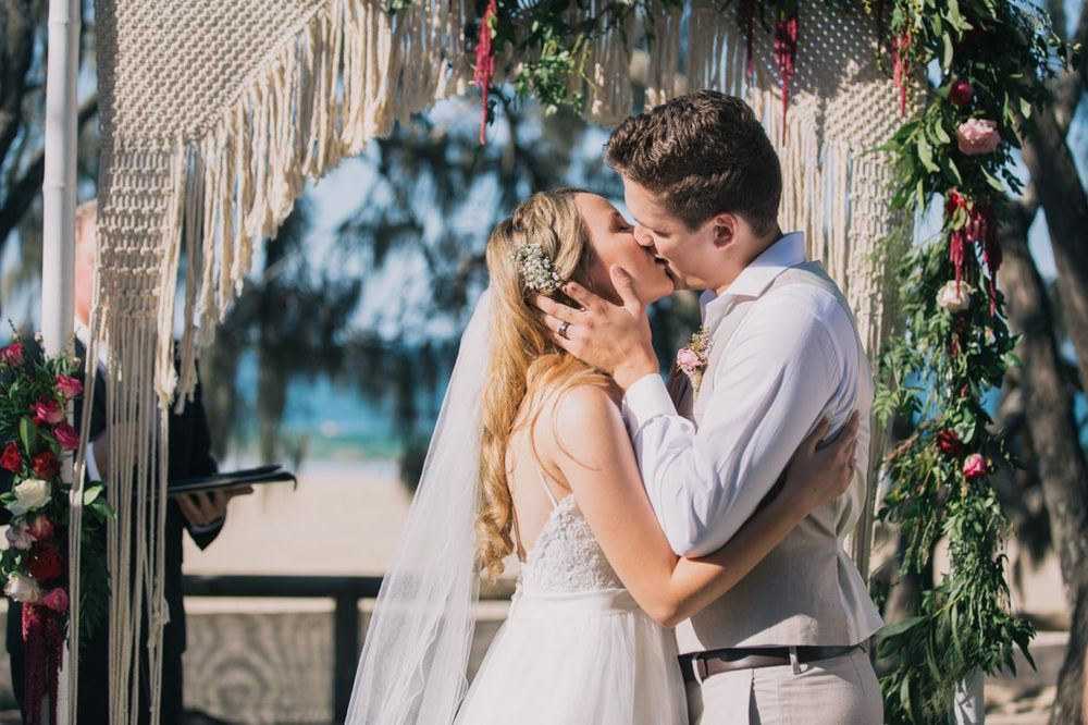 Destination Wedding Elopement, Noosa - Sunshine Coast, Australian Photographer