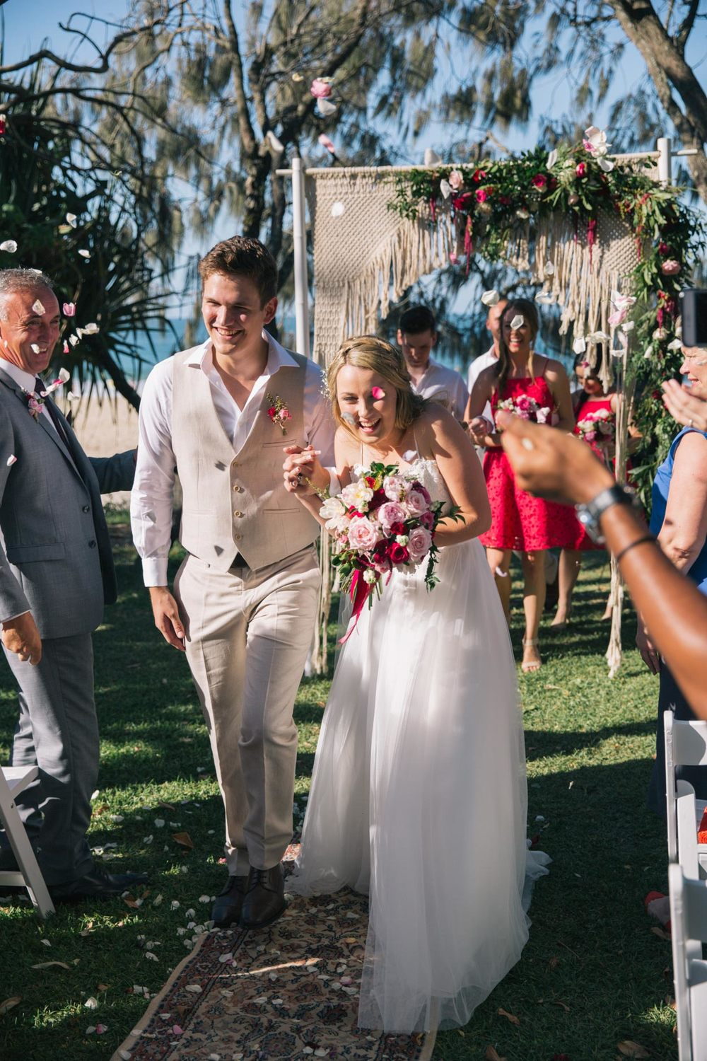 Noosa Wedding Elopement, Hidden Grove - Sunshine Coast, Queensland, Destination Australian Photographers