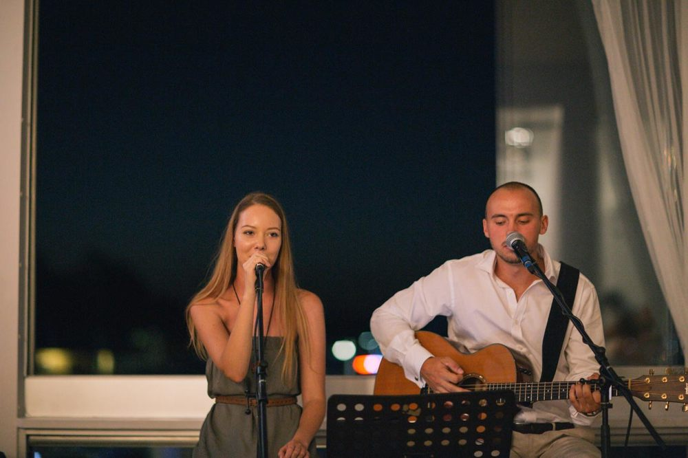 Noosa Boathouse Wedding Band - Sunshine Coast, Queensland, Destination Australian Photographer