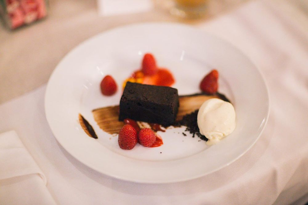 Sunshine Coast, Queensland, Destination Australian Photographer - Noosa Boathouse Wedding Dessert