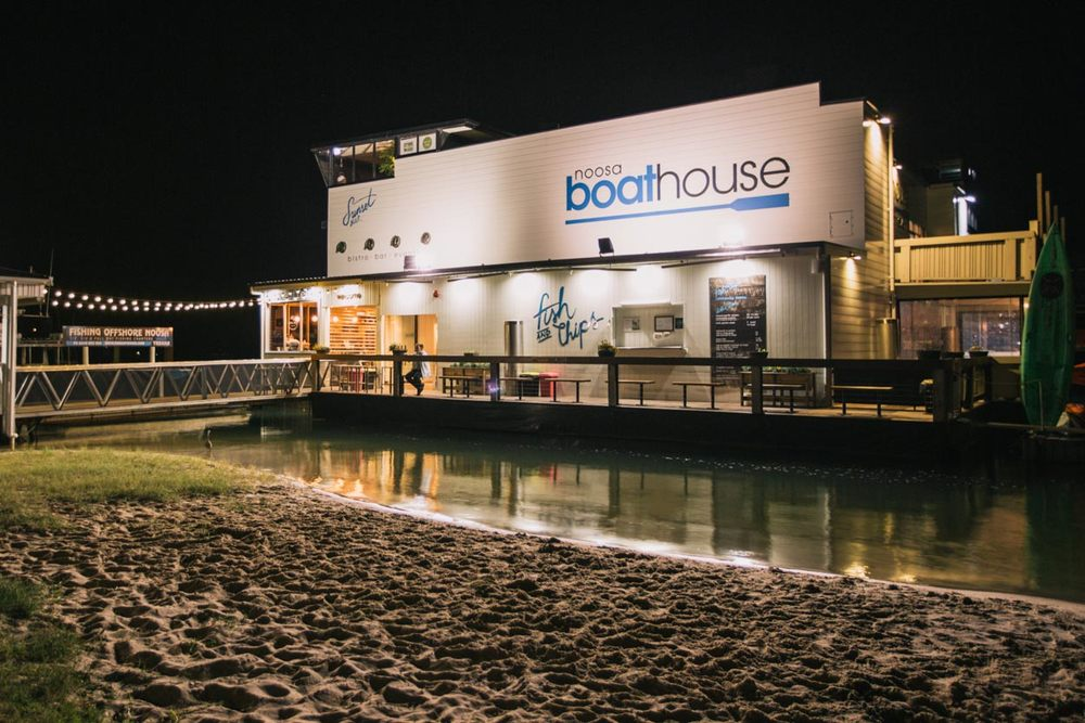 Noosa Boathouse, Wedding Reception Venue - Sunshine Coast, Queensland, Destination Australian Photographers