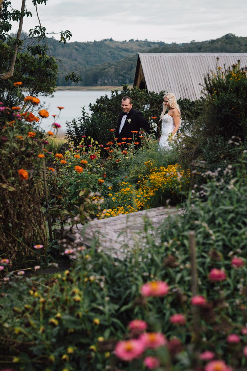 Destination Wedding Elopement, Sunshine Coast - Brisbane, Australian Eco Photographers