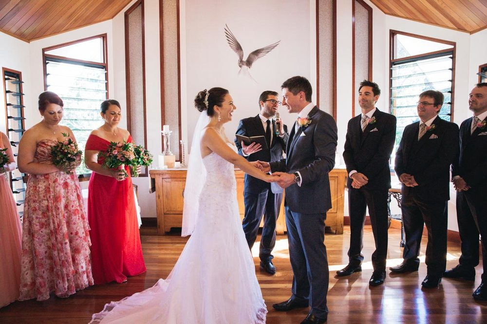 Best Annabella Chapel Destination Wedding - Sunshine Coast, Australian Photographer Elopement
