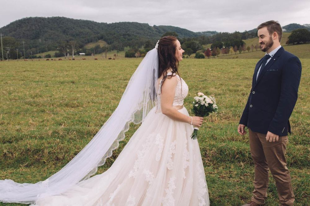 Flaxton, Sunshine Coast Hinterland Pre Destination Wedding - Brisbane, Queensland, Australian Photographers