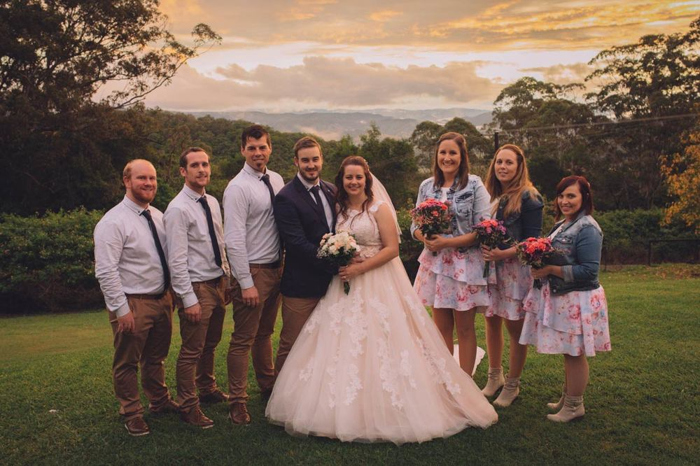 Top Sunshine Coast, Australian Destination Wedding Portraits - Maleny, Brisbane Pre Elopement Photographer