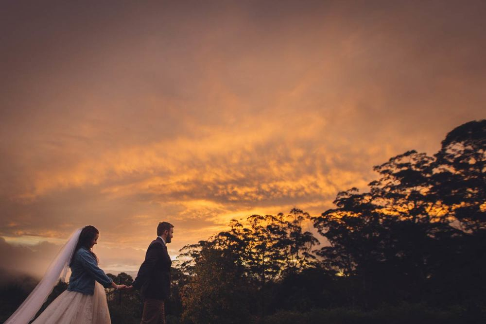 Country Obi Obi Hall, Nambour Pre Wedding Destination - Brisbane, Sunshine Coast, Australian Photographers