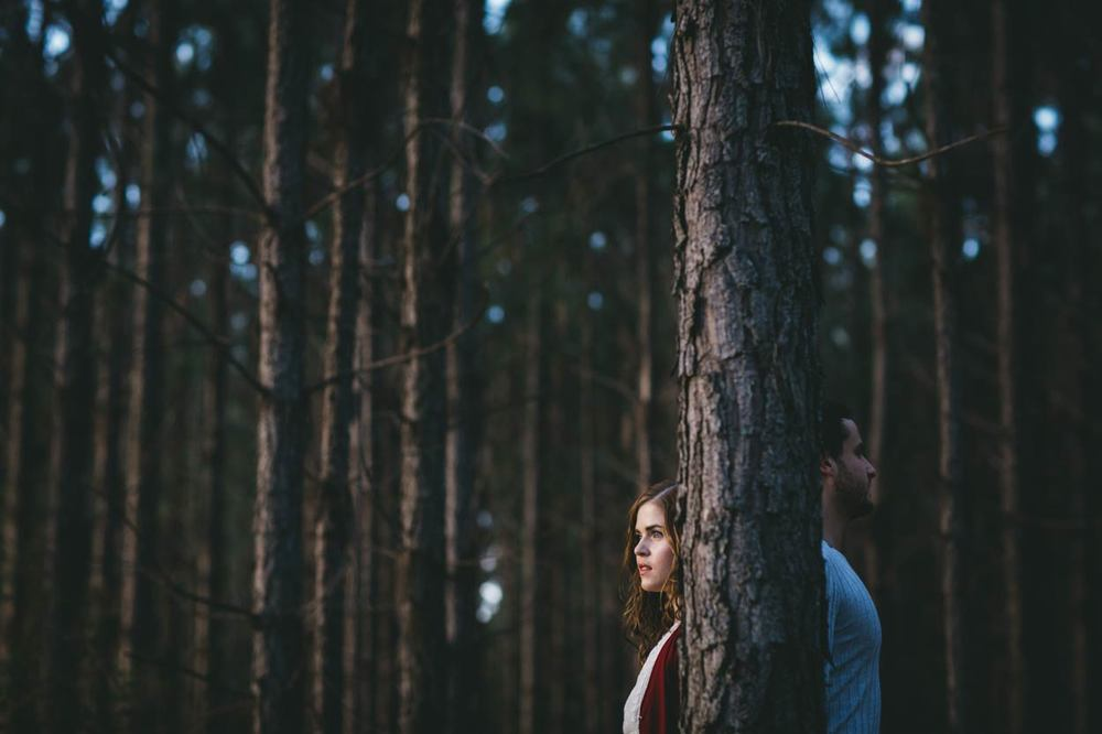 Brisbane Pine Trees, Sunshine Coast Pre Wedding Engagement Shoot - Best Queensland, Australian Photographers