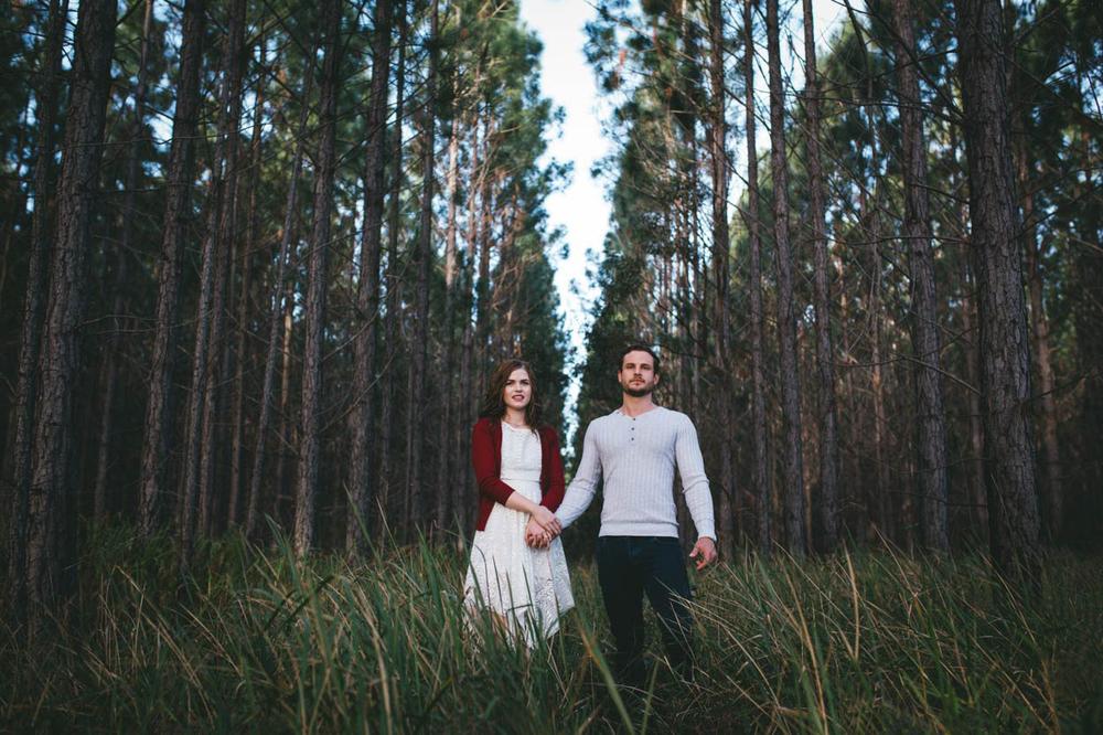 Beerwah State Forest, Sunshine Coast Pre Wedding Engagement Shoot - Brisbane, Australian Photographers