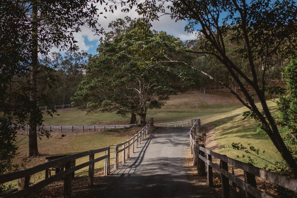 Gold Coast Hinterland, Peppers Ruffles Lodge - Brisbane, Sunshine, Australian Wedding Photographers