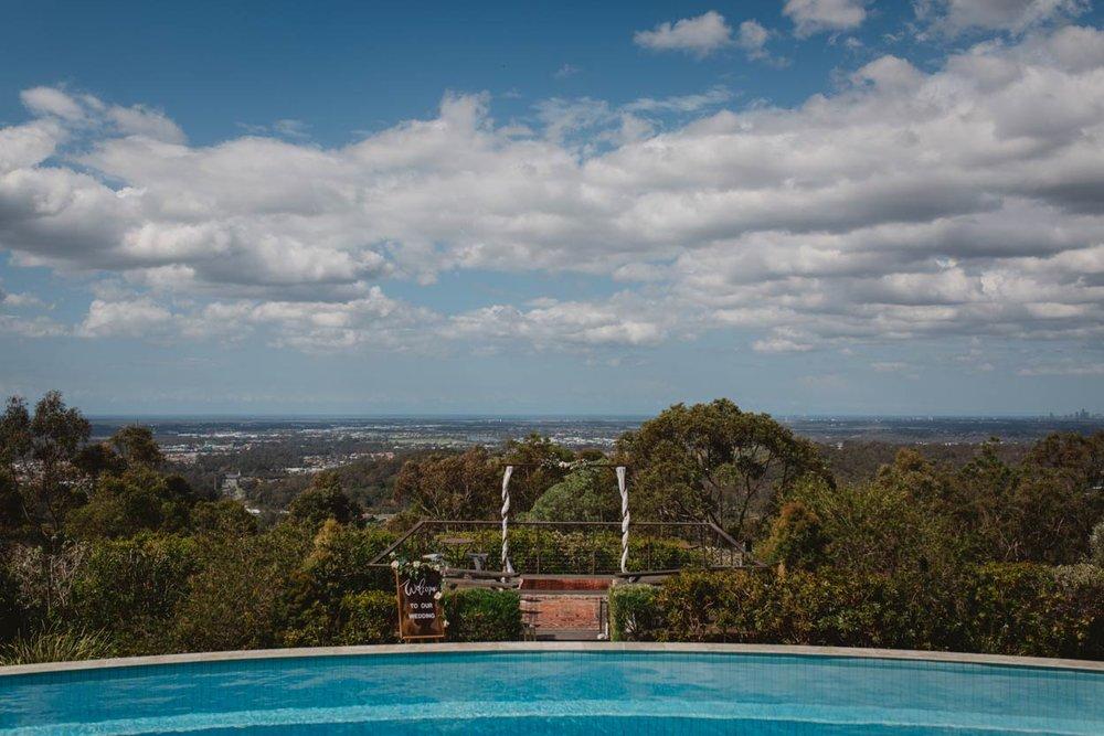 Peppers Ruffles Lodge Destination Blog Photos - Sunshine Coast, Gold, Brisbane Wedding Photographers