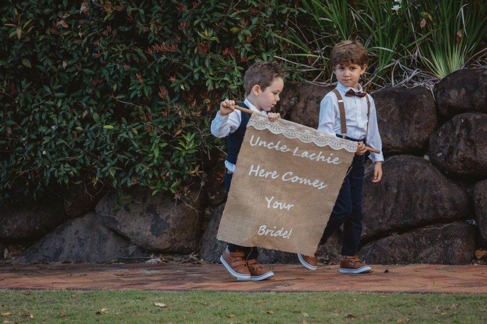 Natural Style Destination Wedding Blog Photographers, Sunshine Coast - Brisbane, Noosa, Australian Elopement