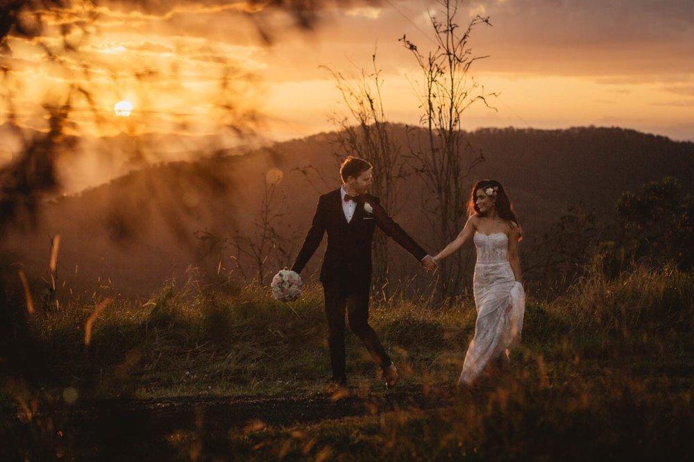 Best Brisbane & Gold Coast Destination Wedding Photographers - Sunshine, Australian World's Best Blog Photos