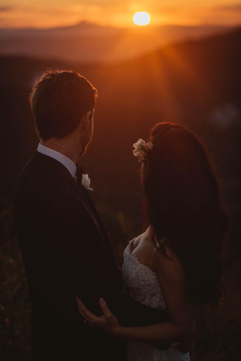 Beautiful Mount Tamborine, Gold Coast Destination Wedding Photographer - Brisbane, Australian Elopement Photos