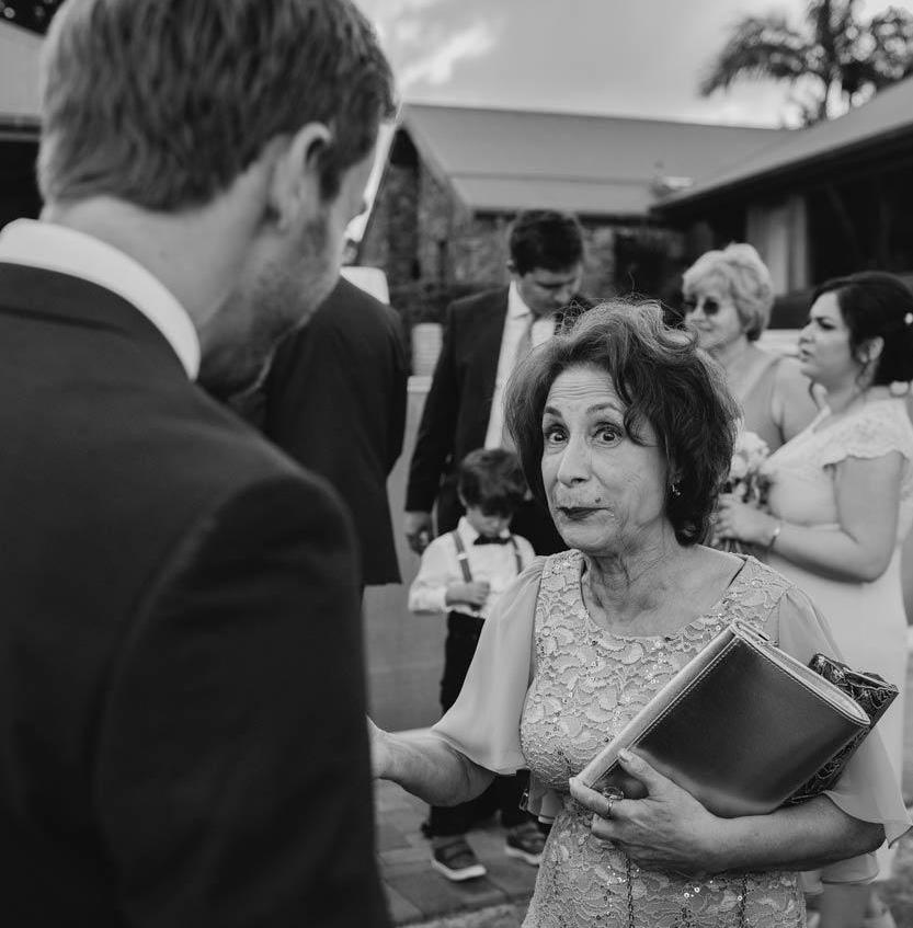 Humorous Gold Coast Destination Wedding Blog Photographers - Brisbane, Sunshine, Australian Photos